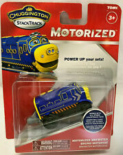 CHUGGINGTON STACKTRACK MOTORIZED BREWSTER WORKS W/ ALL STACKTRACK TOYS