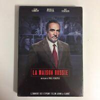 El Casa Rusia Sean Connery Roy Scheider DVD Nuevo en Blíster c8