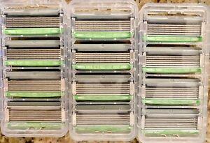 schick hydro 5 Skin Comfort sensitive refills 12 cartridges. new from factory.
