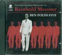 Ben Folds Five - The Unauthorized Biography Of Reinhold Messner Cd Perfetto