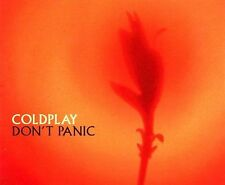 Don't Panic [Audio CD] Coldplay CD single 3-track UK import
