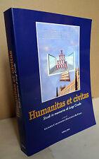 HUMANITAS ET CIVITAS.STUDI IN MEMORIA DI LUIGI CRUDO [storia,Taurisano,Salento