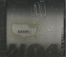 SXSW South By Southwest NJ TO TX Music Compilation Promo NEW CD Various Artists