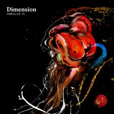 FABRICLIVE 98: Dimension CD ALBUM NEW Drum And Bass