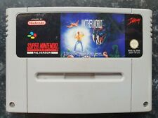 Another World Super Nintendo Snes Game Cart Only PAL