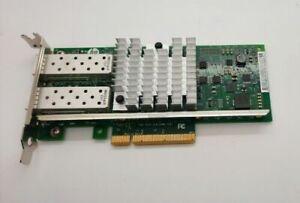 HP 669279-001 560SFP+ 10Gb 2-port Ethernet Server Adapter X520-DA2 LOW Profile