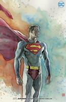 Superman #1 David Mack Cover DC Bendis