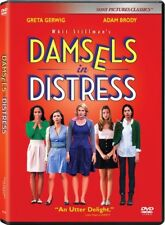 Damsels in Distress [New DVD] Ac-3/Dolby Digital, Dolby, Subtitled, Widescreen