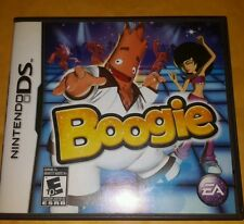 BOOGIE (Nintendo DS, 2007) *with Instructions* SHIPS FAST Mon-Sat!