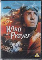 WING AND A PRAYER 2012 Región 2 PAL DVD Nuevo/Sellado Don Ameche DANA ANDREWS