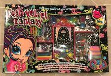 Lisa Frank Posh Velvet Fantasy Activity Set NEW!! MANY MANY ITEMS!!!
