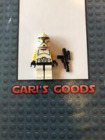 Lego Star Wars 75109 Clone Commander NEW RARE GENUINE MINIFIGURE !!!