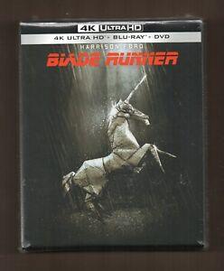 Blade Runner: The Final Cut - 4K UHD + 2D - Blu-ray Digipack - New/Sealed