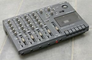 Tascam Portastudio 414 ++ Profi Cassettenrecorder mit 4-Spur Mixer ++ dbx NR ++