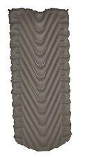 "Klymit Static V Luxe Stone Grey Luxury Sleeping Pad  06VLST01D ""Brand New"""