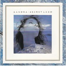 Maxi-CD: Sandra - Secretland RARE orig. Maxi CD NM Condition RARE