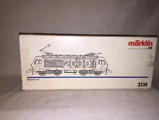 Marklin HO 3330 Re 4/4 Electric Loco Boxed Tested
