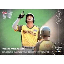 2016 Topps Now #238 Yoan Moncada  Boston Red Sox  FREE Shipping  Print Run: 1452