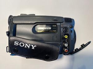 Sony CCD-TR805E Video Camera Recorder Hi8