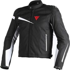 Dainese Veloster Motorcycle Motorbike Leather Jacket