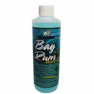 Benjamins Bay Rum Mentholated 8 fl oz.