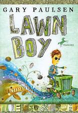 Lawn Boy by Paulsen, Gary 9781417828333 -Hcover