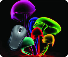 mouse pad anti-slip optical laser mouse different styles mushroom vegetables