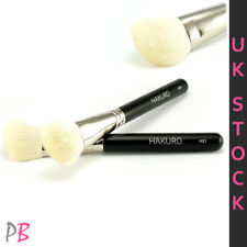 Hakuro H21 Rouge Blush Bronzer Brush MADE OF NATURAL WHITE GOAT BRISTLE
