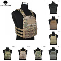EmersonGear Tactical Adaptive Vest AVS Style Plate Carrier Body Armor Molle Vest