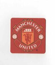 Manchester United Pack of Crested Beer Mats Postage UK