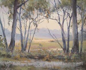 Wim Kortland. Original Watercolour. A listed Australian artist.
