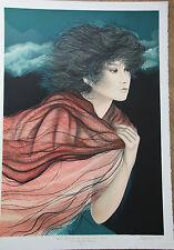 Riccardo BENVENUTI Lithographie signée dédicacée litografia Italia 1982 Mourlot