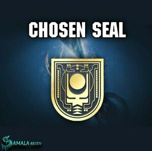 Chosen Seal Completion (Season of the Hunt)   Xbox Ps4   Pc Cross Save