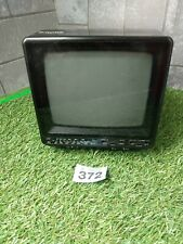 Vintage Ross Mini Tv and radio 6 inch screen