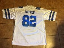 Dallas Cowboys Jason Witten Men s Size 56 SEWN Reebok Jersey 758aa76de