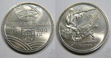 PORTUGAL: 200 Escudos 1993 ESPINGARDA 1543-1575 S/C