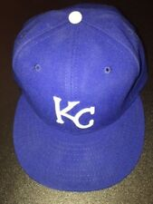 Game Used Grand Slam Billy Butler KC Royals  Cap- MLB Authenticated