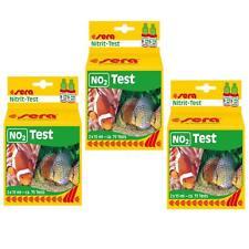 3 Packungen sera Nitrit-Test (NO2 - Test) - Wasseranalyse / Wassertest 04410