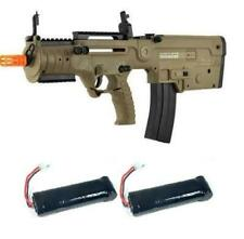 Refurbished Airsoft Licensed IWI X95 AEG, 2 x Batteries, No Charger
