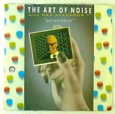 """7"""" Single - The Art Of Noise - Paranoimia - S2051 - washed & cleaned"""