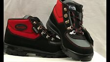Red Vasque Skywalk, Low Men's Hiking Gortex Leather Boots *NEW IN BOX* Size 9.5