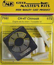 CMK 1/72 CH-47 Chinook Motor Set para Italeri # 7161