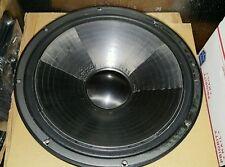 "Yamaha JA-3817 15 ""Woofer Speaker New Single Hi-End Rare"