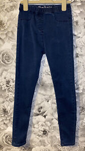 Girls Age 10-11 Years - 'The Rosie' Jeggings From Matalan