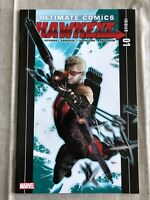 Ultimate Comics: Hawkeye By Hickman HC #1 (Marvel, 2011) NM, Rare Cover