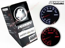 Perrin Performance Electric 60mm Boost Pressure Gauge 0-35 psi