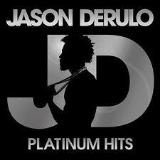 JASON DERULO - PLATINUM HITS CD - BRAND NEW / SEALED