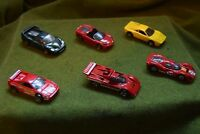 Hot wheels collection 6 1:64 Ferrari 288 GTO, P4, 512M, F355 430  1 matchbox F50