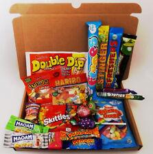 Medium Sweet Hamper Gift Box Retro Mix Sweets & Candy Treats Present Birthday?
