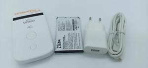 ZTE MF90 Router Modem Mobile SIM 4G LTE 100Mbps - per tutti operatori Italiani